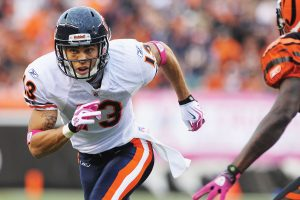 Johnny Knox goes Pro-Bowling