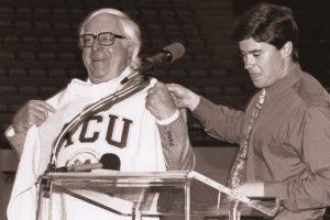 Late, great sci-fi writer Bradbury visited ACU