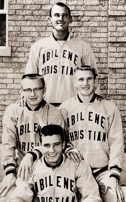 The 4x100 relay team of Morrow, Bill Woodhouse, James Segrest and Waymond Griggs set world records in 1957 and 1958. Morrow set world records on three other Wildcat relay teams, in the 100-yard dash, 100 meters (3 times) and the 200 meters (three times).