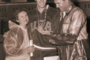 Olympic Diary: Earl Young won gold in Rome