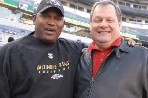 Montgomery, Barrow headed to Super Bowl