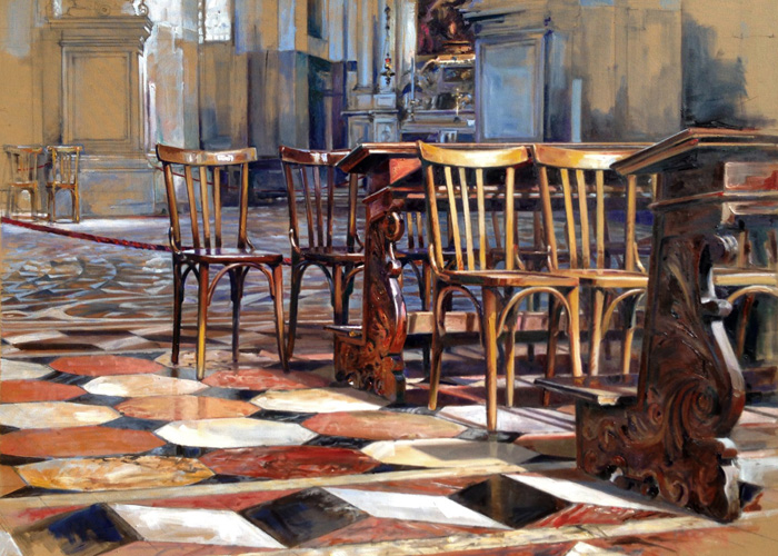 Venice Chairs Finished