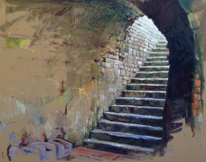 Volterra  Stairs (2)
