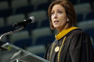 Haley tells grads: Be crazy, courageous, patient