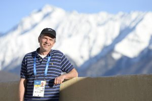 10 Questions with David Ramsey from Sochi
