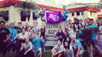 Spring Break focuses on academics, missions