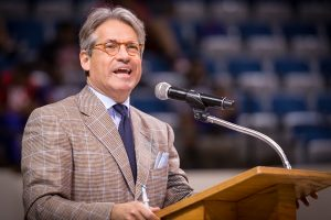 Metaxas expounds on grace, responsibility