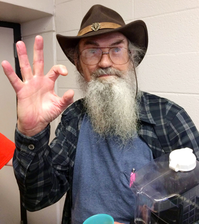 Uncle Si's WC