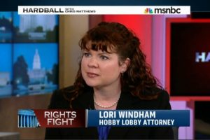 10 Questions with attorney Lori Windham