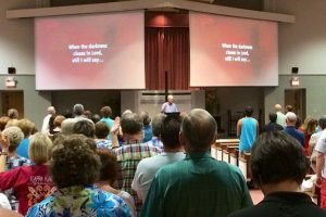 Abilene worshippers pray for Ebola patients