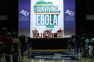 Brantly: Focus on stopping Ebola in Africa