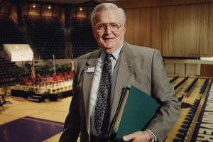 ACU Remembers: Dr. Ted Starnes