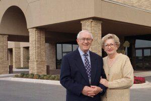 ACU Remembers: Mrs. William J. Teague