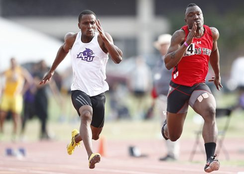 ACU and Texas Tech will be joined April 11 by TCU in the biggest full-team track and field meet on campus in decades.