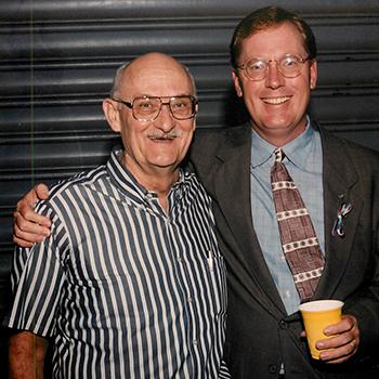 Stanley Shipp and Max Lucado