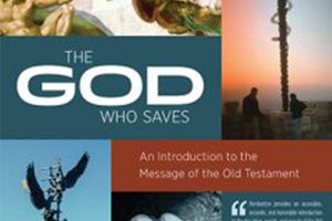 The Bookcase: The God Who Saves