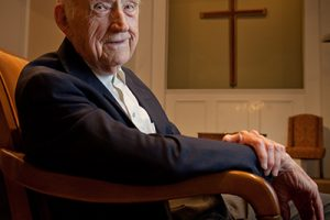 ACU Remembers: Dr. Leroy Garrett