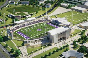 Stadium to build a true home field advantage