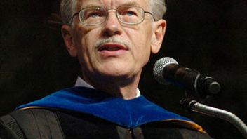 ACU Remembers: Dr. Dwayne VanRheenen