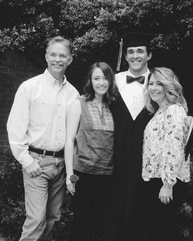 The Jennings family