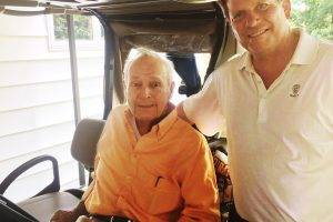 The King and I: ACU alums remember Palmer