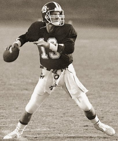 Rex Lamberti wrote a remarkable comeback story in his final season as a Wildcat in 1992, having sat out for ____ seasons.