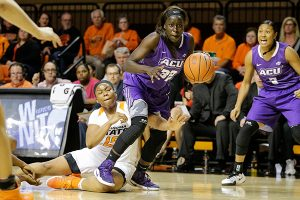 ACU to face SMU after WNIT upset of OSU