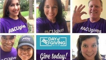 Day of Giving largest in the university's history