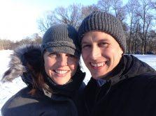 Laura and Dan McGregor