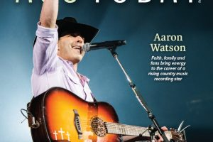 Watson's rising star earns magazine cover story