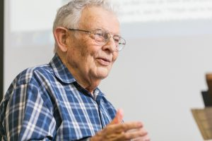 Bible professor Dr. John Willis retires after 61 years