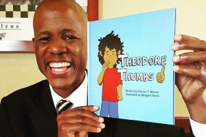 English professor addresses bullying in children's book