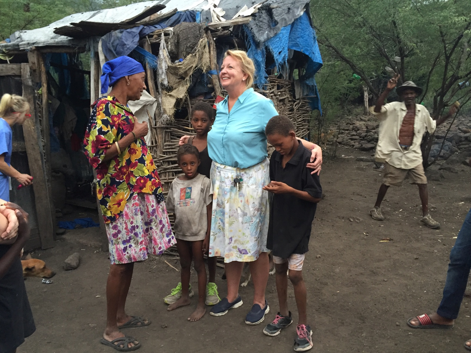 LiveBeyond in Haiti