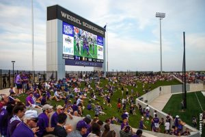 Debut of Wildcat Stadium surpasses all expectations