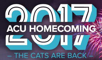 Homecoming 2017: The Cats are Back!