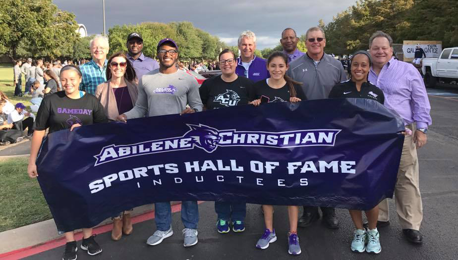 Sports Hall of Fame recipients October 2017
