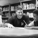 Childhood experience leads alumnus to create mentoring program for boys