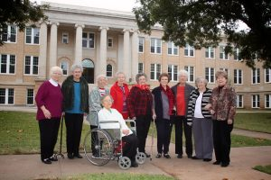 The 'Lunch Bunch': Class of '55 ladies haven't lost touch