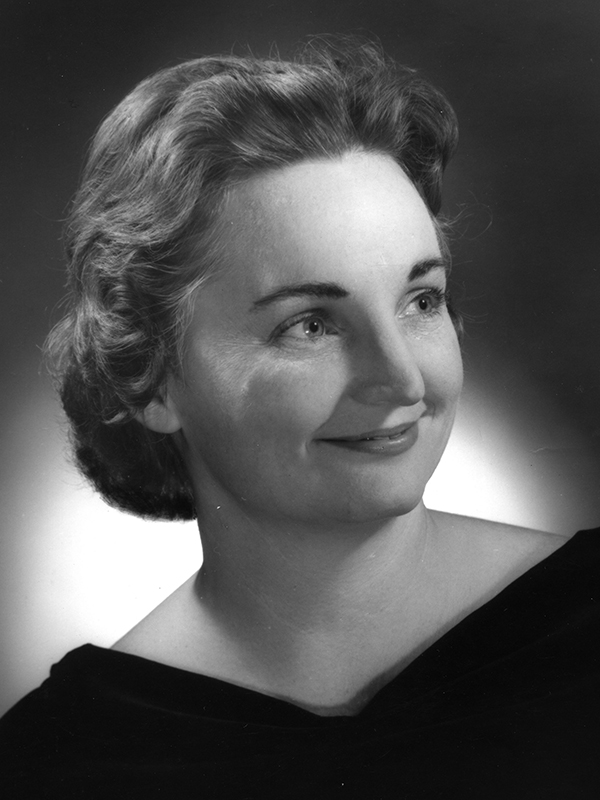 Dewby was active as an ACU student in A Cappella Chorus, orchestra, Prickly Pear, W Club and GATA, among other organizations.