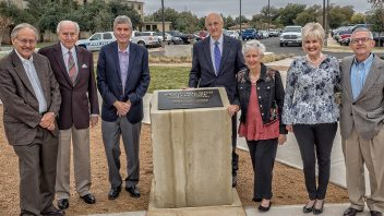 Stevens Park honors legacy of former president, first lady