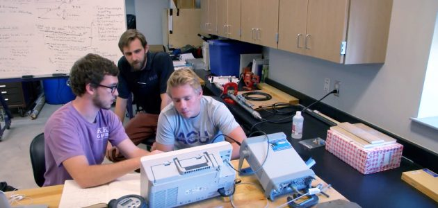 NEXT Lab focuses research on solving global problems