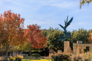 University awarded arboretum accreditation for landscaping efforts