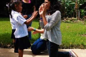 Missions intern witnesses physical, spiritual healing in Honduras