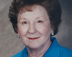 ACU Remembers: Betty Whiteside