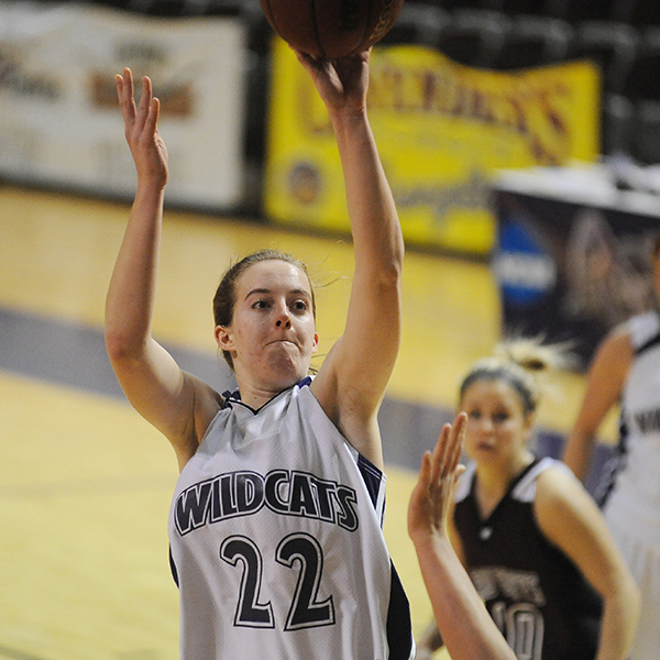 Jamie Meyer ('10) recorded two of the highest scoring games in ACU women's basketball history: 44 points in 2010 and a Wildcat-best of 49 points in 2009.