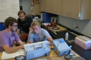 Physics students, faculty participate in landmark research