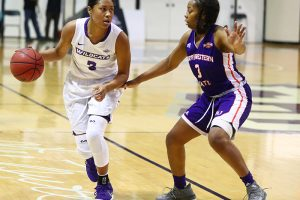Seventh Heaven: Katy's door at last unbarred for Wildcat women's basketball