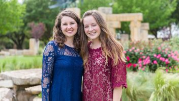 Two newest Fulbright Scholars ready for adventure