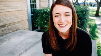 Grad student's video project inspires foster parenting