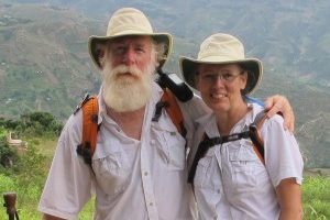 Alumni couple's nonprofit focuses on helping Haiti